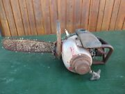 Vintage Lombard Chainsaw Chain Saw Model 3-1 With 15 Bar Log Spike