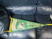 1959 All Star Game Pennant National League All Stars Very Rare