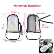 Commuter Cycling Motorcycle Bike Winter Glove Mittens Handlebar Wind Proof Cover