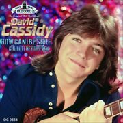 7 David Cassidy Could It Be Forever/how Can I Be Sure Partridge Family Old Gold