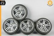 Fondmetal Stc-05 85 / 10 X 20 Forged Staggered Wheel Rims Set Of 4 With Tires