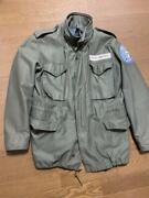 Real Mccoyand039s Authentic Snoopy M65 Field Jacket Size M Used From Japan
