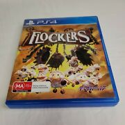 Flockers Pal Sony Playstation 4 2014 Team17 Sold Out