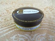 Madam C.j. Walker Temple Salve Tin Antique Collectible -appears Never Used