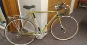 1961 Vintage Rare Race Bike Collector Legnano Roma Olimpiade Newly Surfaced