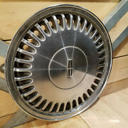 Lincoln 16 Hubcap Wheel Cover Vintage - Swanky Barn