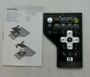 Hp Computer Remote Control For Pavilion Laptops - Model 396975-002 - New