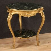 Gilded Coffee Table Living Room Table Painted Lacquered Furniture Antique Style