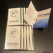 Thierry Mugler Alien Mirage Edt 0.04 Oz / 1.2 Ml Combo Lot Deals Free Shipping