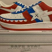 A Bathing Ape X Kaws Bapesta Collaboration Sneakers Unused Men Us 11 F/s From Jp