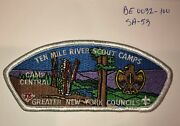 Boy Scout Greater New York Councils Ten Mile River Scout Camps Central Csp