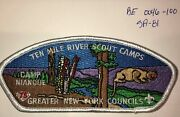Boy Scout Greater New York Councils Ten Mile River Scout Camps Nianque Csp