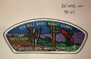 Boy Scout Greater New York Councils Ten Mile River Scout Camps Ihpetonga Csp