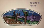 Boy Scout Greater New York Councils Ten Mile River Scout Camps Headquarters Csp