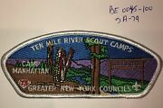Boy Scout Greater New York Councils Ten Mile River Scout Camps Manhattan Csp