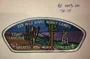 Boy Scout Greater New York Councils Ten Mile River Scout Camps Lakeside Csp