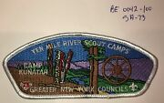 Boy Scout Greater New York Councils Ten Mile River Scout Camps Kunatah Csp
