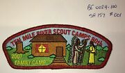 Boy Scout Greater New York Councils Ten Mile River Scout Camps Family Camp Csp