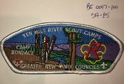 Boy Scout Greater New York Councils Ten Mile River Scout Camps Rondack Csp