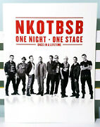 Nkotbsb New Kids On The Block And Backstreet Boys 2011 Tour Promotional Book