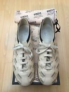 Mens Shoes Beige Leather Sneaker Trainer Falacer Invite Print Uk 10 44 Bee