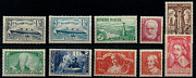 Stamps France Year 1935 Complete New Superb