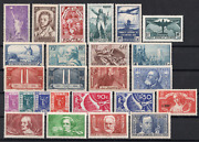 Stamps France Year 1936 Complete New Superb