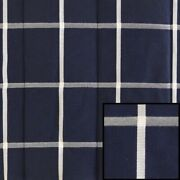 Boat Pre Quilt Fabric | Doral 500-02-2634 Blue Checked 54 Yd