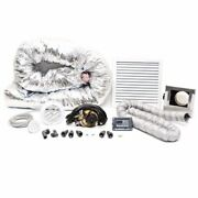 Hydra Sport 29vx Boat Air Conditioner Duct Kit W/ Gray Elite Display 1615-3486