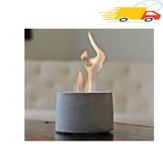 Tabletop Rubbing Alcohol Fireplace Indoor Outdoor Fire Pit Portable Fire......