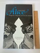 Alice Pennyroyal Edition Moser 1983 1st First Ed Hb Dj Through The Looking-glass