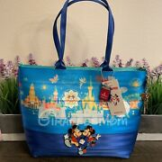Disney Mickey Mouse And Friends Play In The Park Streamline Tote Bag By Harveys