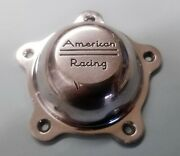 American Racing Equipment - Polished Cast Aluminum Wheel Center Cap 3505293