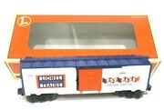 Lionel Trains O Scale 1999 Toy Fair Box Car 6-19977 New Free Shipping