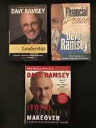 Dave Ramsey Lot Of 3 Total Money Makeover, Financial Peace And Entre-leadership
