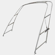 Xtreme Boat Wakeboard Tower | 98 3/4 X 77 X 49 1/2 Inch Aluminum