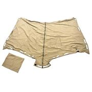 Sun Tracker Boat Privacy Curtain 44754-00 | Party Barge 22 / 24 Wheat