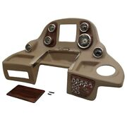 Avalon Boat Dash Console Panel 120933   33 3/8 X 14 1/2 Inch Taupe