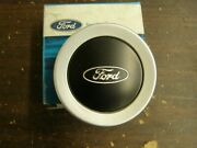 Nos 1967 ++ Ford Large Truck Steering Wheel Center Horn Button Emblem 1968 1969