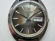 Seiko Lord Matic Automatic 5606-7151 Day/date Vintage Menand039s 1973 Wl22587