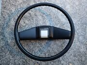 1973-87 Chevy Pick-up Truck Steering Wheel W/ Horn Button, Restored