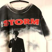 90s Vintage The Storm Album Music Rock Tee Band