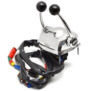 Volvo Penta Boat Throttle Control 21164033   Top Mount With Harnesses