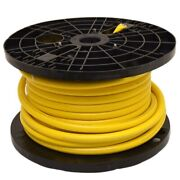 Smart Boat Marine Grade Battery Cable | 3/0 Awg Yellow 100 Ft Tinned