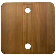 Marquis Boat Table Top 7226075   31 1/2 X 31 1/2 X 2 Inch Teak