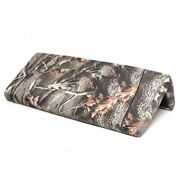 Lowe Boat Leaning Post Cushion   Camouflage 34 X 14 X 9 Inch