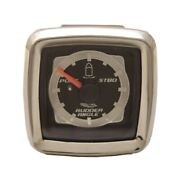 Veethree Boat Rudder Angle Gauge 780889sdfb | Chaparral Dual Engine Square