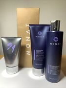 Monat Effortless Style System Smoothing Shampooconditioner And Blow Out Cream