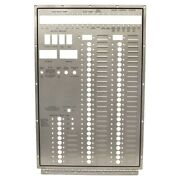 Marquis Boat Blank Switch Panel 5766527   16 1/2 X 25 1/4 Inch Silver