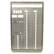 Marquis Boat Blank Switch Panel 5766527 | 16 1/2 X 25 1/4 Inch Silver